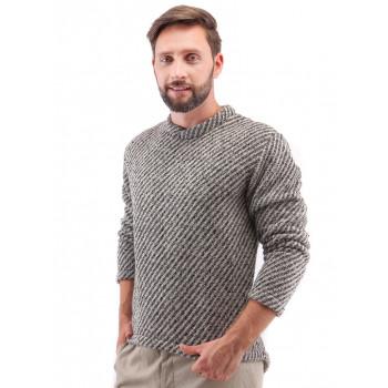 Vlněný svetr BONNIE & CLYDE