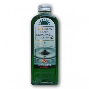 Konopná olejová lázeň ANTISTRES
