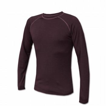 Funkční pánské triko IBRAHIM dlouhý rukáv 490