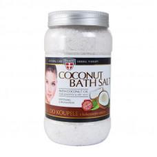 Kokosová sůl do koupele, 1200g