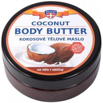 Kokosové tělové máslo, 200ml
