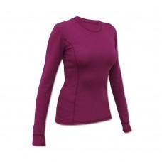 Funkční dámské triko KVENA dlouhý rukáv 320