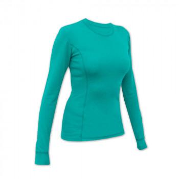 Funkční dámské triko KVENA dlouhý rukáv 660