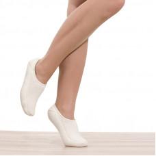 Návleky  na chodidla elastické baleríny