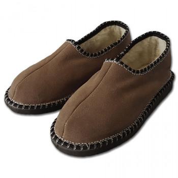 Pantofle s uzavřenou patou