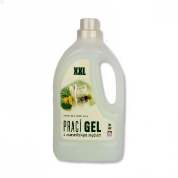 Prací gel s marseillským mýdlem 3 L