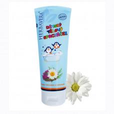 Dětský sprchový gel tuba 250 ml