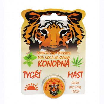 Konopná tygří mast