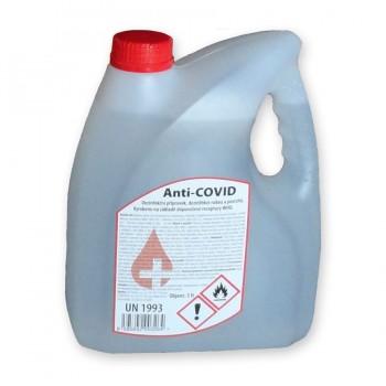 Anti-COVID DEZINFEKCE 3 L