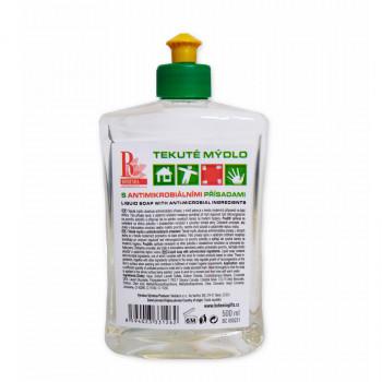 Antibakteriální tekuté mýdlo BOHEMIA, 500 ml