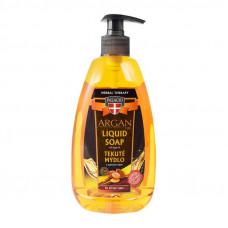 Arganový olej tekuté mýdlo s pumpičkou, 500 ml