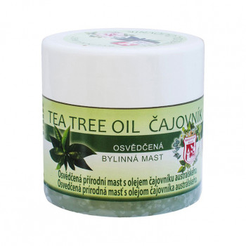 Tea tree oil bylinná vazelína, 150 ml