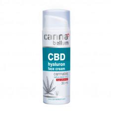 CBD pleťový krém s kyselinou hyaluronovou 30 ml