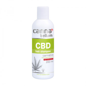 CBD vlasový šampon, 200 ml