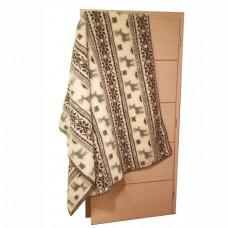 Vlněná deka SOB 155 x 200cm