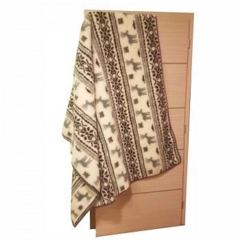 Vlněná deka SOB 155 x 200 cm