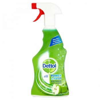 Dettol Dezinfekční univerzální čistič Green Apple, 500 ml