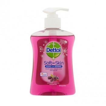 DETTOL Kids lesní plody tekuté mýdlo dávkovač, 250 ml