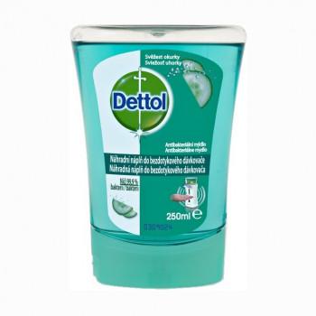 DETTOL Okurka antibakteriální mýdlo do bezdotykového dávkovače náhradní náplň 250 ml