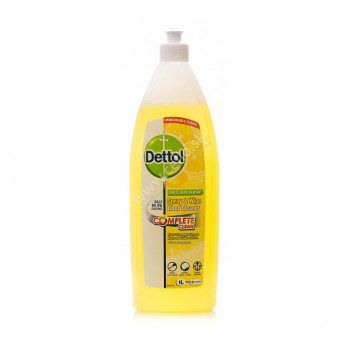 DETTOL Antibakteriální prostředek na podlahy Lemon