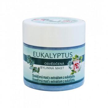 Eukalyptová mast, 150 ml