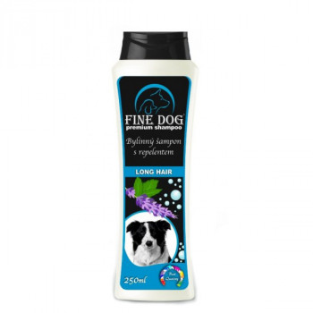 Fine Dog Šampon LONG HAIR, 250 ml