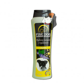 Fine Dog Šampon PUPPY, 250 ml
