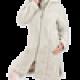Vlněné kabáty z ovčí vlny Merino