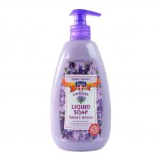 Levandulové tekuté mýdlo, 500 ml