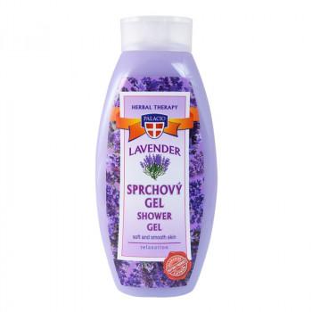 Levandulový sprchový gel, 500 ml