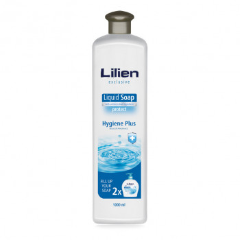Lilien Protect antimicrobial Hygiene Plus tekuté mýdlo, 1000 ml