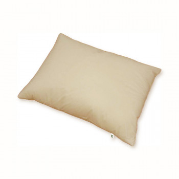 Vlněný polštář 70 x 90 cm, sýpkovina