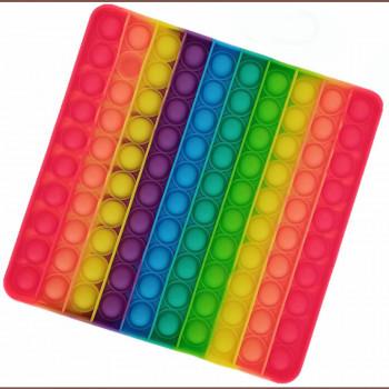 Pop It antistresová hračka - Velký čtverec