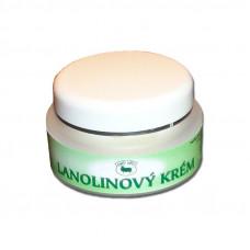 Lanolinový krém proti vráskám. 50 ml