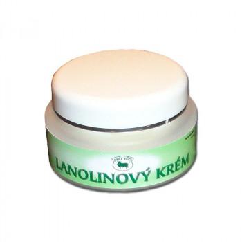 Lanolinový krém proti vráskám,  50 ml