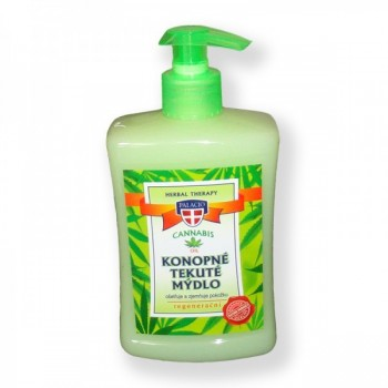 Konopné mýdlo, 500ml