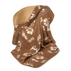 Vlněná deka oboustranná CAMEL