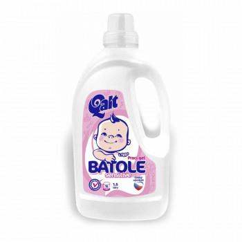 QALT Batole Sensitive tekutý prací prostředek, 1500 ml