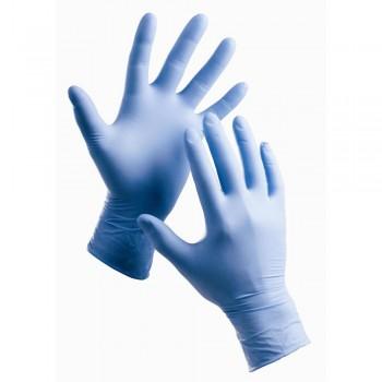 Rukavice Metro Professional nitrilové modré XL100 ks