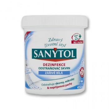 SANYTOL Dezinfekční odstraňovač skvrn bělící