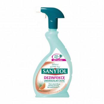 SANYTOL Dezinfekční univerzální čistič ve spreji s vůní grepu, 500 ml
