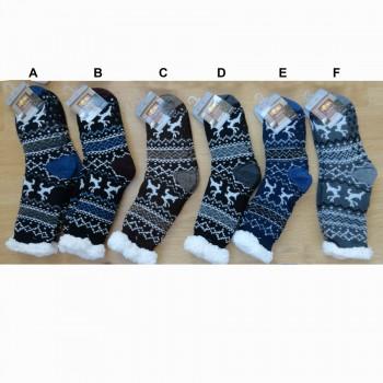 Spací ponožky pánské 116F