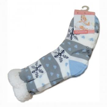 Spací ponožky - vzorované 282 EMIROS