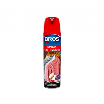 spray proti šatním molům