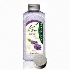 Naturalis koupelová sůl Levandule 1 kg