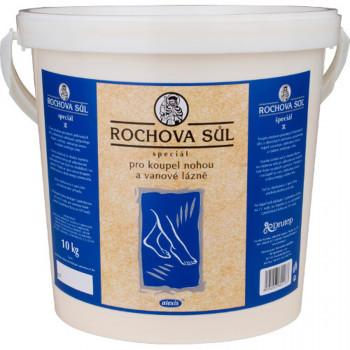 Rochova sůl do koupele, 10 kg