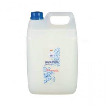 KISS MIKA Antibakteriální tekuté mýdlo, 5 Litrů