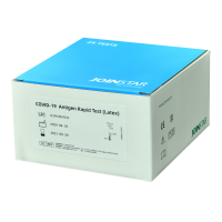 Rychlý test COVID-19 na antigen (Latex) 5 ks