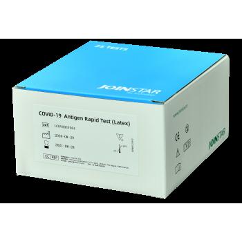 COVID-19 Rychlý test na antigen (Latex) 25 ks