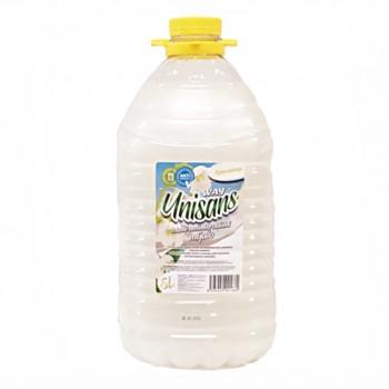 UNISANS Antibakteriální tekuté mýdlo, 5 Litrů